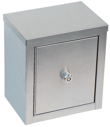 181501-economy-COMPACT-NARCOTIC-CABINET-Stainless-Steel
