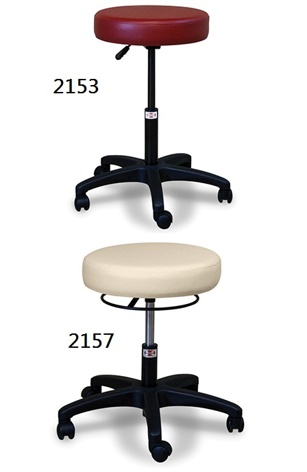 2153 2157 Economy Air Lift Stool