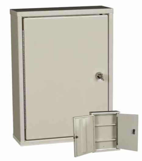 2701-Double-Door-Double-Lock-Narcotics-Cabinet