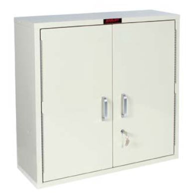 2740-Double-Door-Single-Lock-Medicine-Cabinet