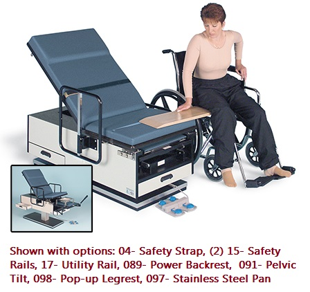 4460 WheelChair Accessible Exam Table