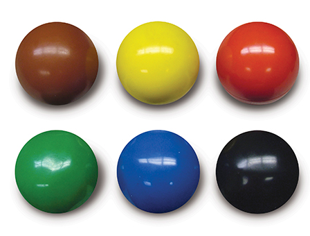 5545 Soft Ball Weights