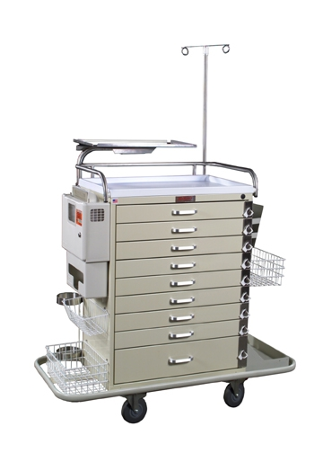 6411PEC-Pediatric-Emergency-Cart
