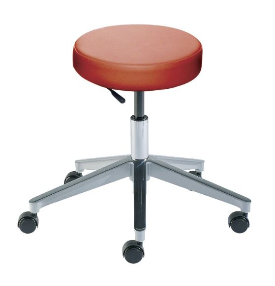 BioFit Rexford RX Stool Wide Aluminum Base