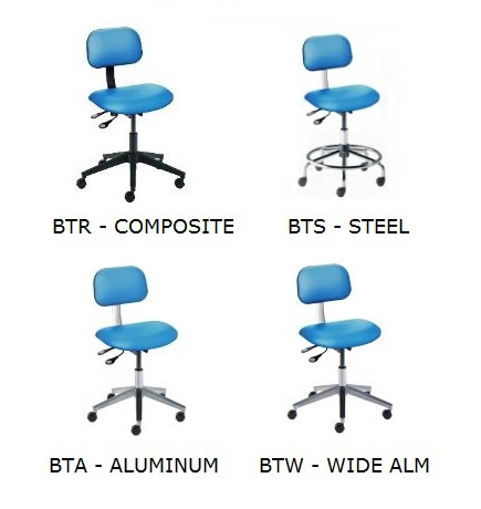 Bridgeport Series Task Seating