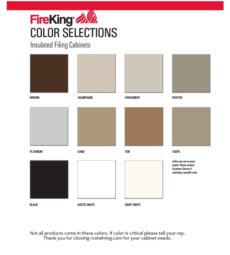 FK Color Chart2