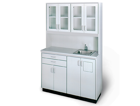 Free Standing Cabinet With Sink