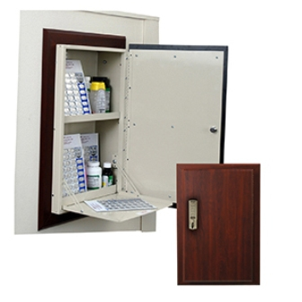 In-Wall-Medication-Cabinet-Electronic-Lock