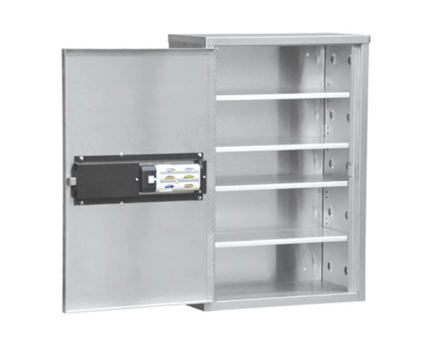 Keyless-Electronic-Narcotics-Cabinet-With-Audit-Lock