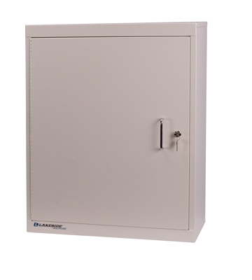 Large Single Door Single Lock Narcotics Cabinet