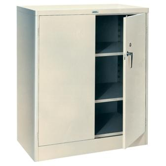 Lyon Economical Counter Height Storage Cabinets