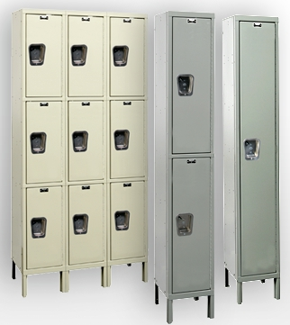 MAINTENANCE-FREE-LOCKERS