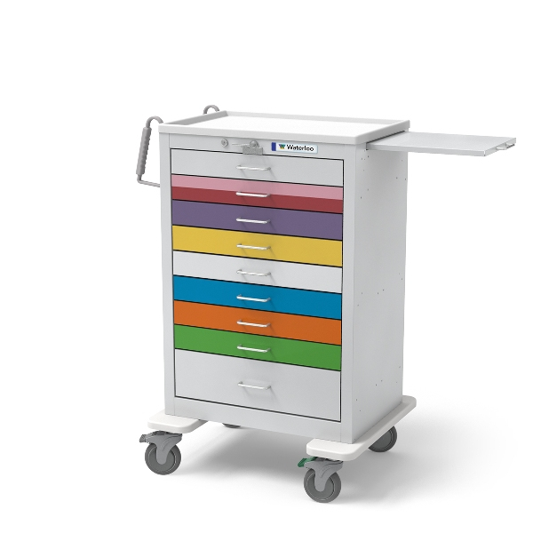 Pediatric-Code-Cart-Emergency-Medical-Cart
