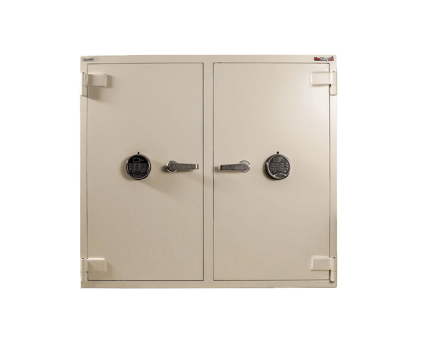 RX3641 B3641 Pharmacy Safe Front View