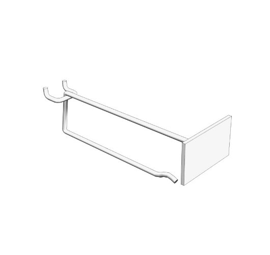 Retail Shelving Accessories Scanner Hooks Lozier