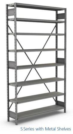 S Series Steel Shelves
