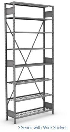 S Series Wire Shelves