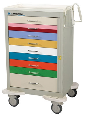 SP 930 B PED Pediatric Med Cart