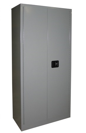 Self-Latching-Storage-Cabinet