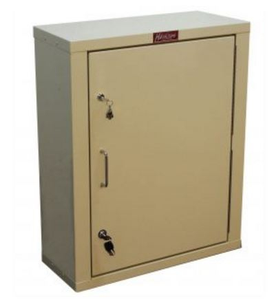 Single-Door-Double-Lock-Narcotics-Cabinet