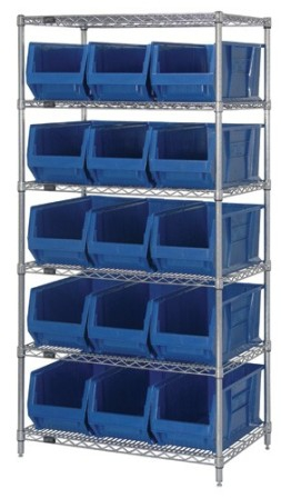 WR6-953-Wire-Shelving-Unit