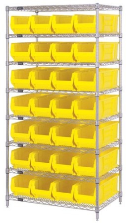 WR8-950-Wire-Shelving-Unit