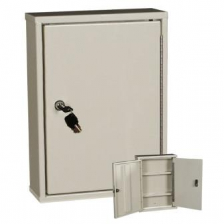 2801AQ heavy duty double lock narcotics cabinet