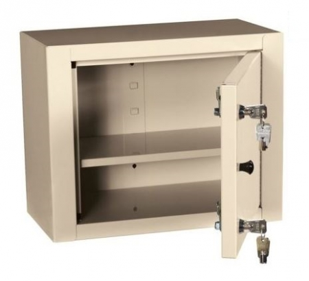 2825AQ Antimicrobial Narcotic Cabinet