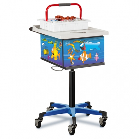 67236 Ocean Commotion Pediatric Phlebotomy Cart