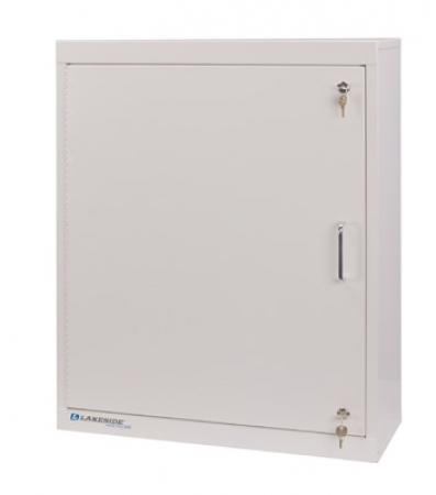 LNC 5 Single Door Double Lock Narcotics Cabinet