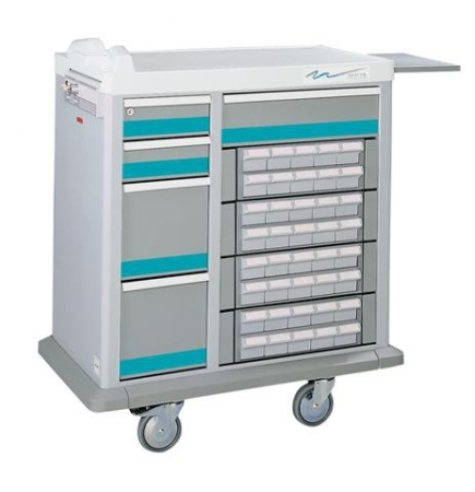 MEDTRX-Patient-Cassette-Cart-Systems