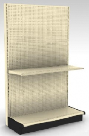Lozier Wall Section Shelving
