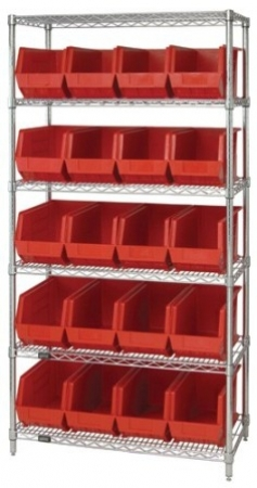 WR6-265-Wire-Shelving-Bin-Systems