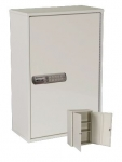 Dual Door Narcotics Cabinet - Electronic Lock