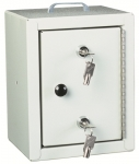 Double Lock Compact Narcotic Cabinet