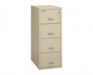 FireKing Vertical File Cabinets