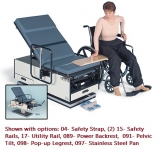 Wheelchair Accessible Exam Table