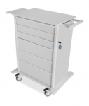 Element 02 - 6 Drawer Cart