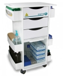 MRI Core DX Lab Cart