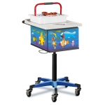 Pediatric Phlebotomy Carts