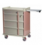 OptimAl All-Aluminum Punch Card Carts