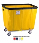 Antimicrobial Basket Truck