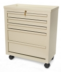 Treatment/Procedure Cart, Five Drawer