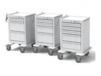 Short and Slim Economy Carts