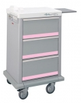 Punch Card Med Cart
