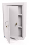 Large Double Door Double Lock Cabinet
