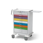 Pediatric Code Cart Emergency Medical Cart