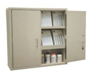 Pill Card Narcotics Cabinet