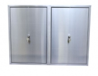 Twin Double Door Narcotic Cabinets