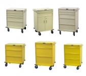 V-Series Medical Carts